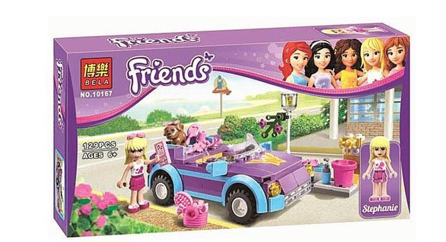 Cadeau De Noël Fille Jeux Jouets Pour Enfants Garçon Compatible