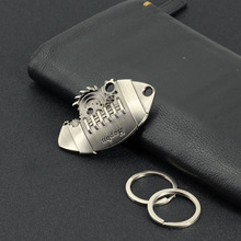 Hephis Football Key Holder Keychain