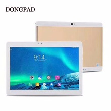 DONGPAD 10 inch Tablet pc Android 7 0 Octa Core 4G Tablets 1920 1200 HD WIFI