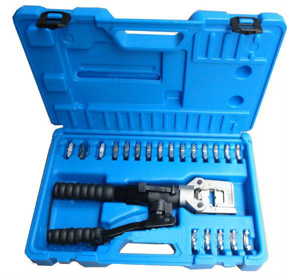 HT-51 hydraulic crimping tool reinforced cutting tools for cutting coopers concrete iron hydraulic tools hydraulic cutting tool hydraulic knockout tool hydraulic hole macking tool hydraulic punch tool syk 15 with the die range from 63mm to 114mm