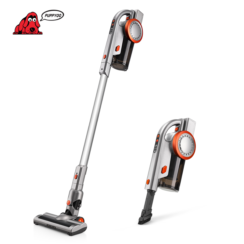 Wireless vertical vacuum cleaner Puppyoo A9 (LED backlight)