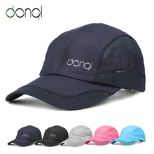 DONQL Outdoor Sports Adjustable Fishing Hat Sunshade Cycling