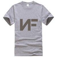 2017 DIY T Shirts NF Solid Men T Shirt Top Men T Shirt Short Sleeve T