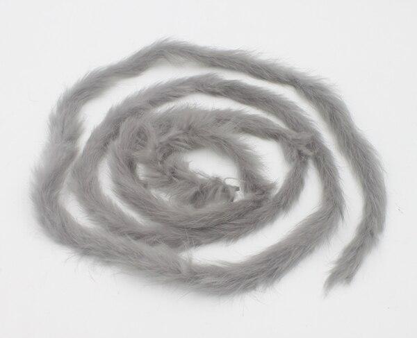 """[IuBuFiGo] 7""""(180 см) Кролик боа из перьев 10 шт./партия#12 цветов"""