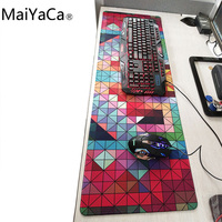 Оригинальные MaiYaCa большой коврик для мыши для офиса и дома быстро ноутбук компьютерный Настольный коврик клавиатура Коврик для мыши