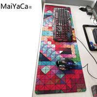 Echte Original MaiYaCa Große maus pad Für büro und zu hause schnell Notebook Computer Tisch Pad Tastatur Maus Pad
