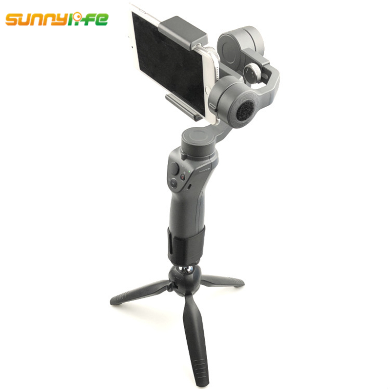 For DJI Osmo Mobile 2 Handheld Gimbal Stabilizer Bracket For DJI Osmo Camera Gimbal Tripod Holder Osmo Mobile 2 Accessories