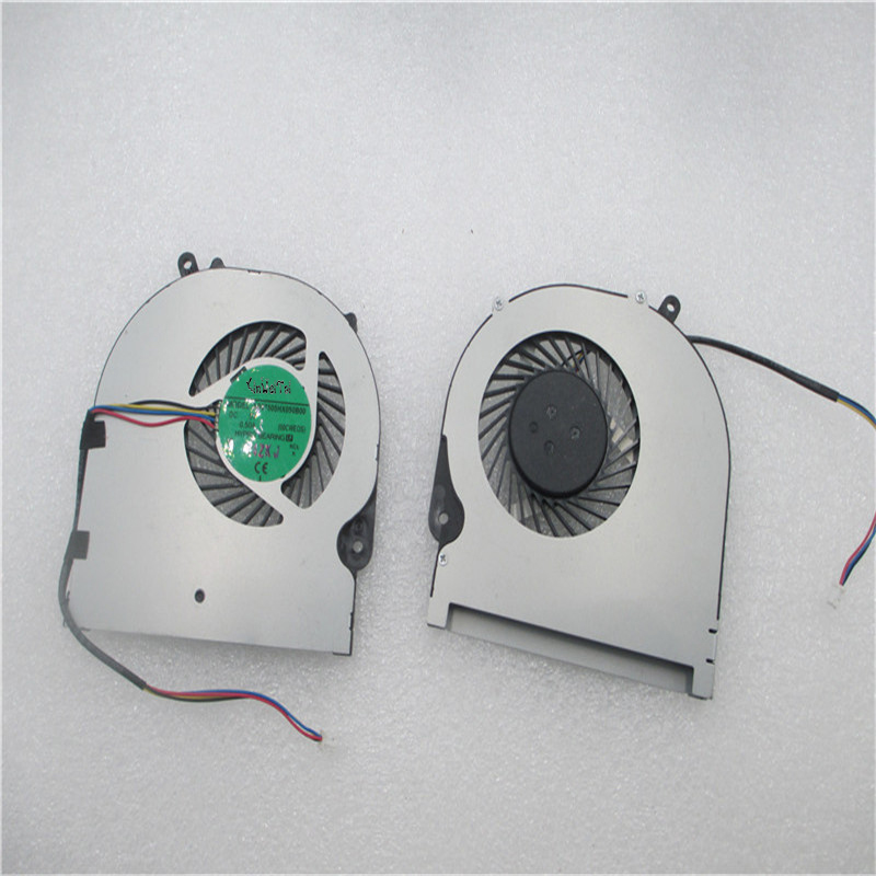где купить  Brand New and Original CPU fan for ADDA AB07505HX050B00 00CWEOS FB07005H05LPA-001 laptop cpu cooling fan cooler  дешево