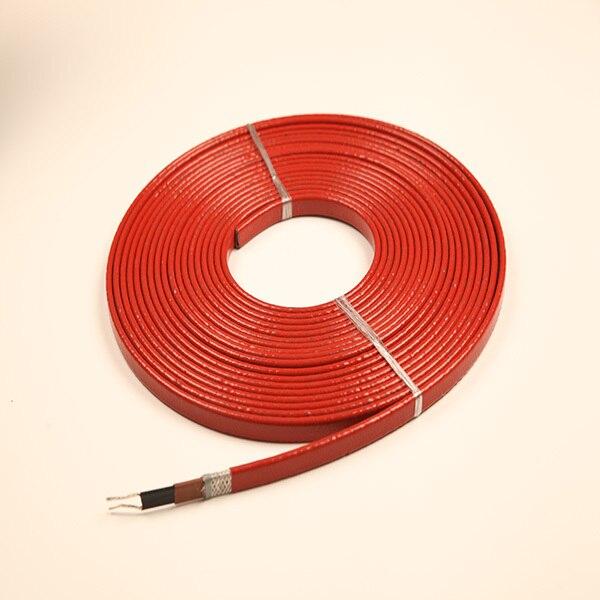 Fios Elétricos cabo de aquecimento 230 v Aplicação : Aquecimento