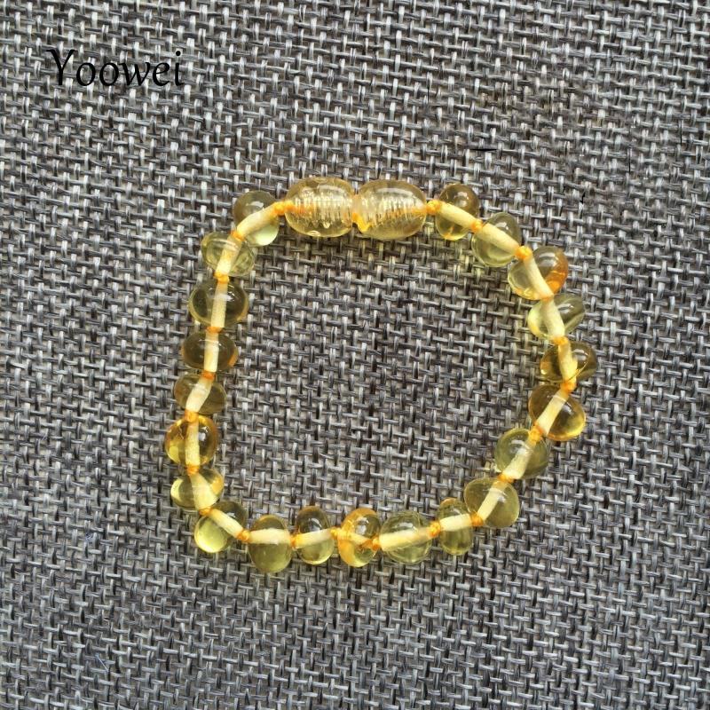 HTB1wDlMmp9gSKJjSspbq6zeNXXa8 Yoowei Baby Teething Amber Bracelet for Boys Girl Best Women Ladies Gift Natural Baltic Amber Jewelry Adult Anklet Sizes 13-23cm
