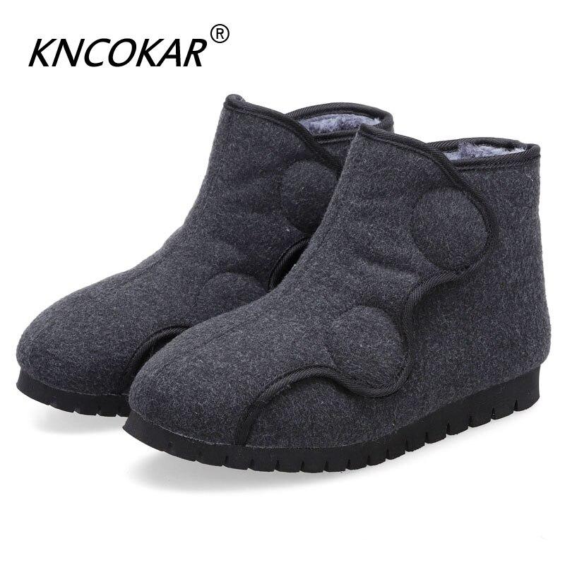 สูงช่วยก่อนและหลังขยับขยายสามารถปรับผ้ารองเท้าเบาหวานเท้า Pronation การเปลี่ยนรูปเท้ารองเท้ารองเท้า-ใน รองเท้าบูทแบบเบสิก จาก รองเท้า บน   1