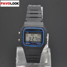 New Multifunctiona Cool Mens Sports Casual LED Digital Watch