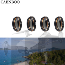 For Mavic Air Lens ND Neutral Density Filter 4pcs Set ND4 ND8 ND16 ND32 For DJI Mavic Air Drone Camera Filters Accessories