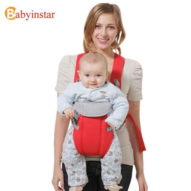 2016 Bebê Carrega Saco Alça de Ombro Sling Saco Toalha Multifuncional Segurando Conforto Ventilado Cintas Do Bebê Mochilas