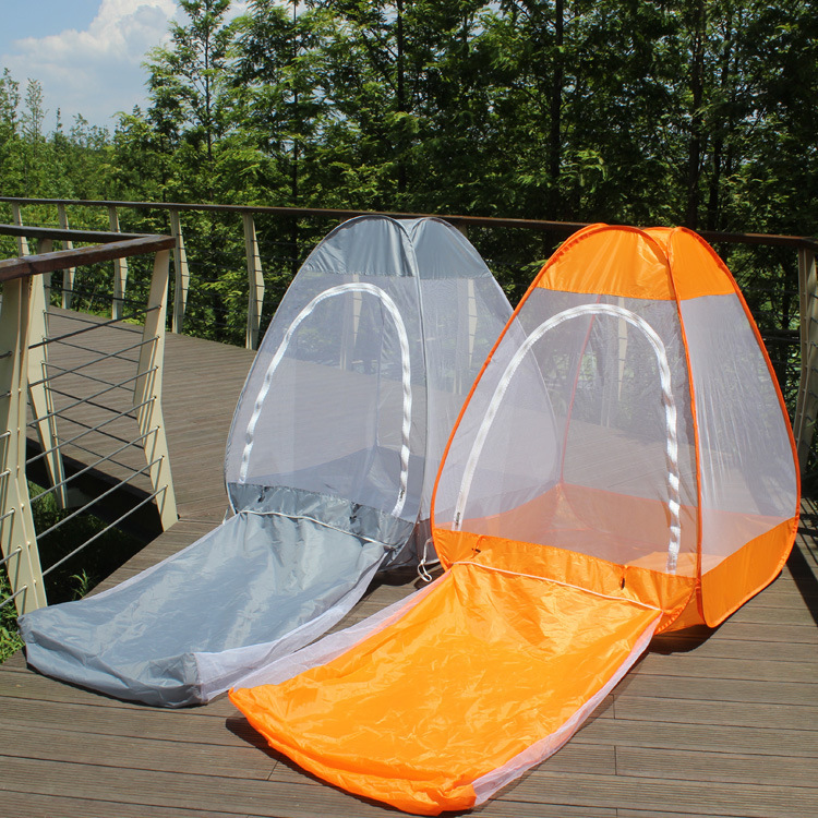 1 1 3M 1kg Automatic pop up indoor outdoor sit and lay tent meditation cross legged
