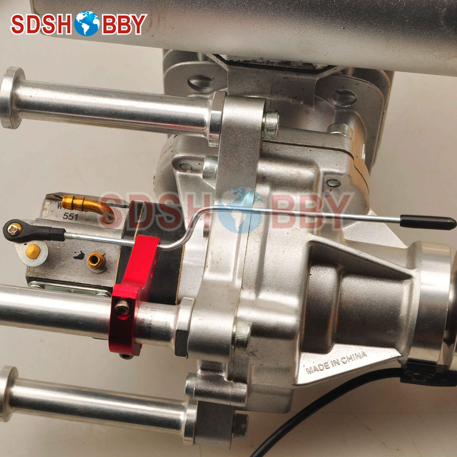 Gasoline Engine Throttle Control Components