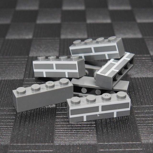Ciiy Block 50pcs City Building Blocks DIY Creative Mini Bricks Toys For Child Educational Sluban Building Block Bricks Figures