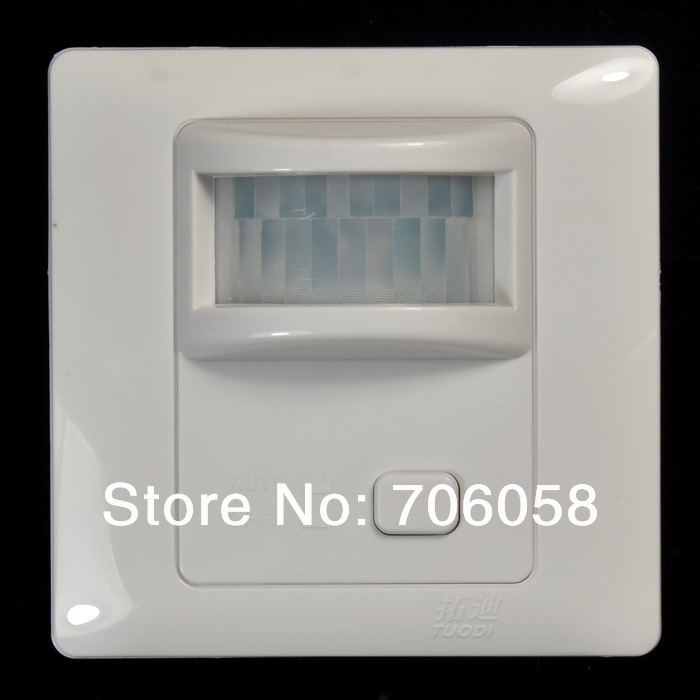 Wall Mount IR Infrared Motion Sensor Automatic Light Lamp Switch Sound Switch Pir Detector AC200-250V infrared breast detector high quality mammary gland diagnosis gynecology infrared mammary examination lamp