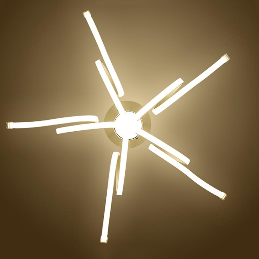 led modern chandelier lighting novelty lustre lamparas colgantes lamp for bedroom living room. Black Bedroom Furniture Sets. Home Design Ideas