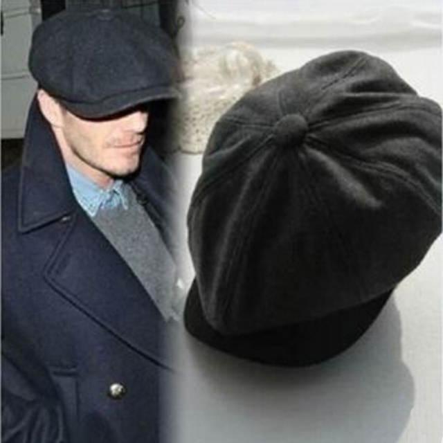 placeholder Hot Tweed herringbone Gatsby Cap Hat Mens Ladies Flat 8 Panel Baker  Boy Newsboy Hot Item ed53484d08e