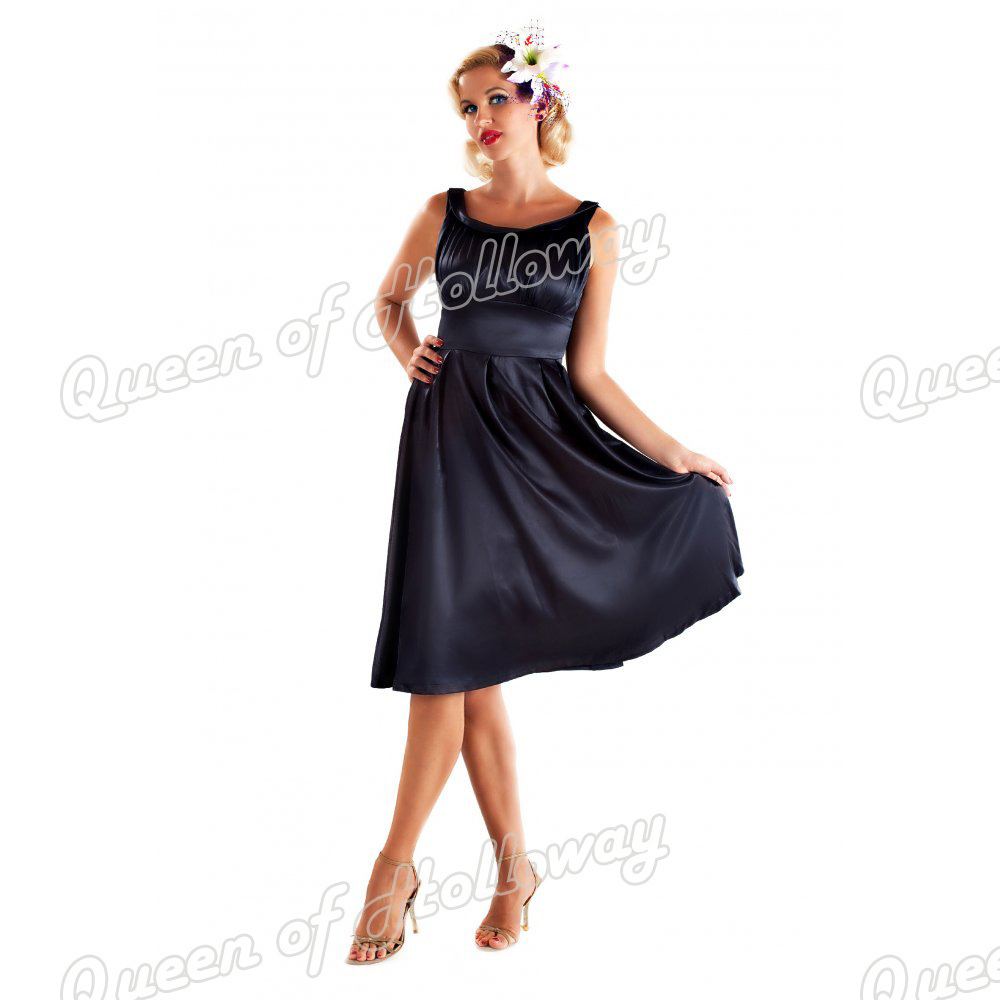 Popular rockabilly bridesmaid dresses buy cheap rockabilly for Wedding dresses pin up style