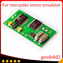Car diagnostic tool CR2 IMMO Emulator For Benz immo tool  Immobilizer Emulator SPRINTER 2,2 Cdi 2,7 Cdi ML 2,7 Cdi 5 plugs 2016 free shipping for yamaha immo emulator full chips for yamaha immobilizer bikes motorcycles scooters from 2006 to 2009