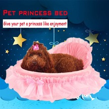 Dog-Beds Chihuahua Bed Bull-Terrier Dogs Washable Large Princess Small Waterproof
