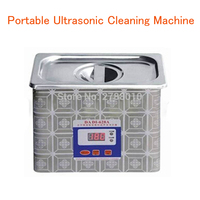 Portable Ultrasonic Cleaning Machine Watch/glass Washer Ultrasonic Cleaner 628A