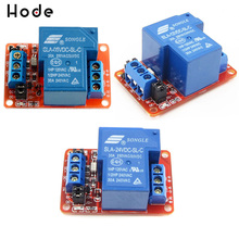 DC 5V 12V 24V 30A High Power 1-Channel Relay Module With Opt