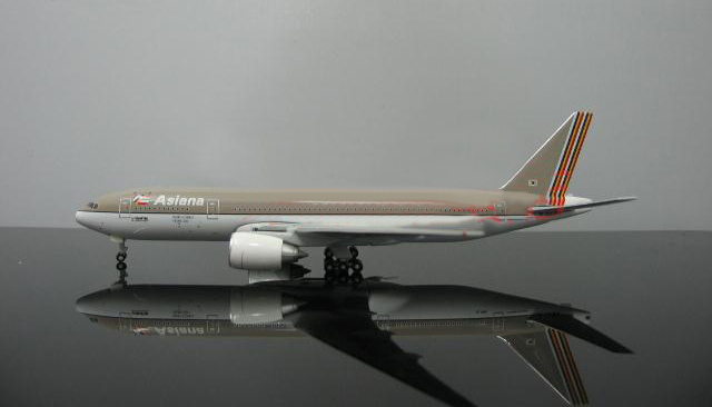Out of print StarJets 1:500 Korean Air 777-200 HL-7596 Alloy plane model Collection model