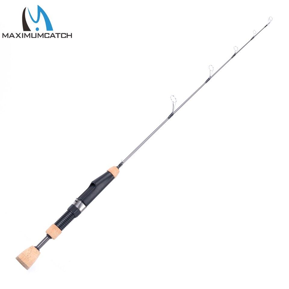 Maximuncatch 72cm Lightweight Ice Fishing Rod Im7 Carbon