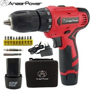 12v Tools Electric Screwdriver