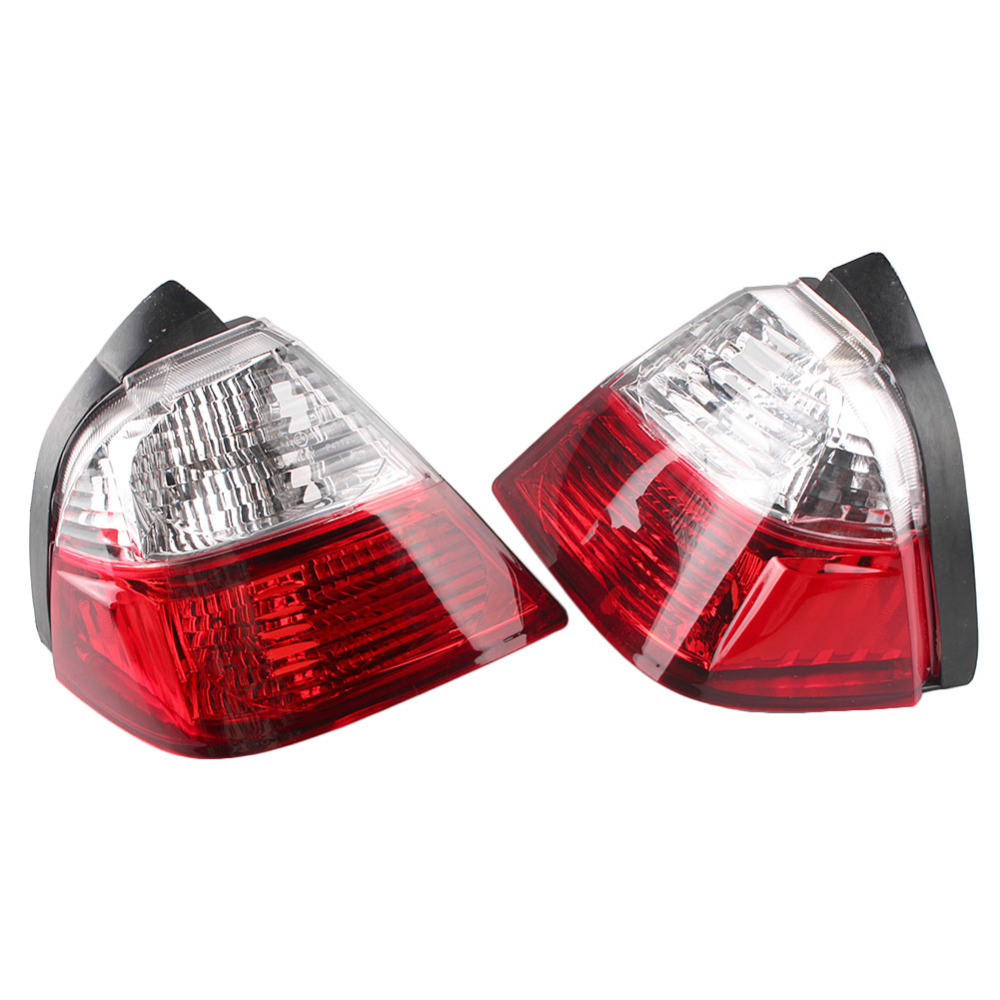 For Honda Goldwing GL1800 GL 1800 Taillight Rear Tail Light Lens Cover 2001 2002 2003 2004 2005 Motorbike Accessories e-Mark new chrome chain timing cover for honda gl1800 goldwing gl 1800 2001 2002 2003 2004 2005 2006 2007 2008 2009 2010 11 12 13