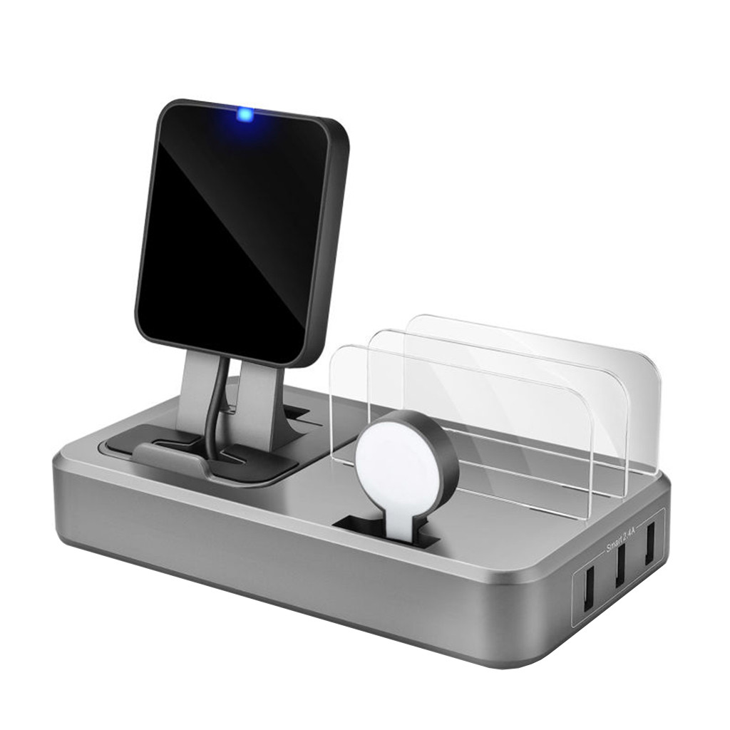 Mnycxen 10W Qi Wireless Charger For iPhone X/XS 8 Plus Fast Charging Pad Holder For Apple Watch iwatch For Samsung S9 s10+   z70Mnycxen 10W Qi Wireless Charger For iPhone X/XS 8 Plus Fast Charging Pad Holder For Apple Watch iwatch For Samsung S9 s10+   z70
