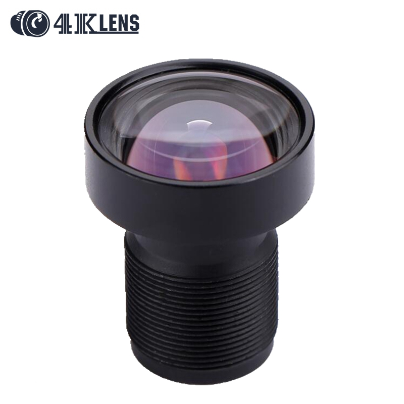 4K LENS 3 4MM Camera Flat Lens 1 2 3 16MP M12 85Degree Better Than 5