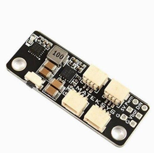 Matek system 2812 светодиодный пульт управления 2-6 S светодиодный модуль управления с 5 V BEC 2812 светодиодный пульт управления и 2812ARM-4 свет 2812ARM-6 светодиодный - Цвет: control board