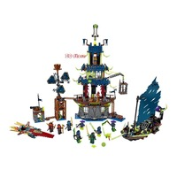 Ninjagoe Kit 70732 1069pcs Building Blocks Compatible Legoe toys for Childrens Bricks Model Boy Gift City of Stiix