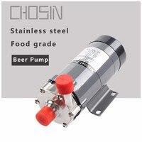 Stainless Steel Wort cycle brewing water Pump Food Grade Brewing Magnetic Water Pump Home brew Temperature 140C 1/2 BSP/NPT