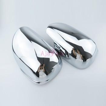 غطاء مرآة الباب تراكب لوحة 2003 2004 2005 2006 2007 2008 2009 سيارة التصميم لتويوتا لاند كروزر برادو FJ120 اكسسوارات