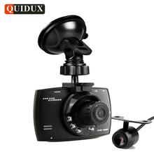 QUIDUX Dual lens G30 Car font b DVR b font font b Camera b font HD