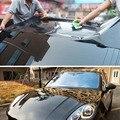 Глянцевый черный Авто Виниловая пленка обертывание наклейки Наклейка интерьер автомобильный Декор