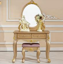 high quality bed Fashion European French Carved nightstands  p10056