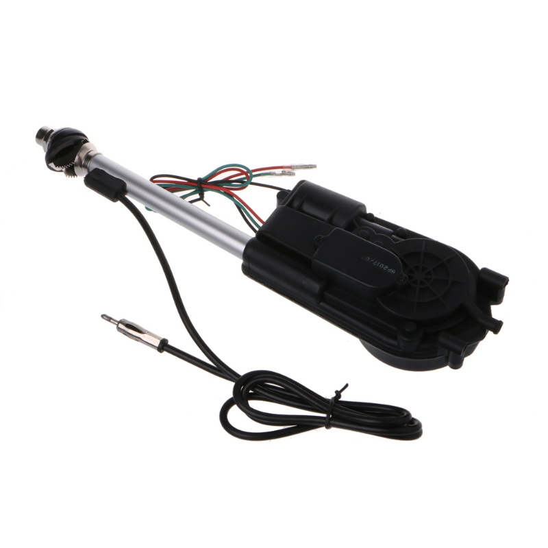 Radio Shack Electric Motor Kit: New 12V Universal Car Auto AM FM Radio Electric Power