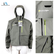 Maximumcatch Waterproof Fly Fishing Wading Jacket Breathable Wader Jacket Clothes M/L/XL цена