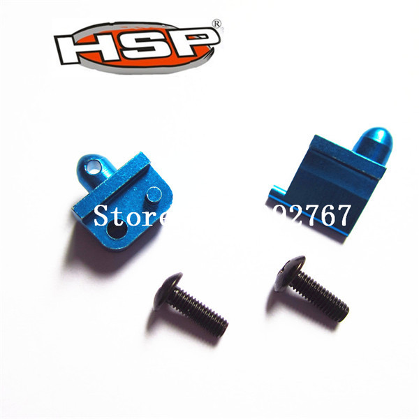 Remote Control Toys Amicable 285037 Alum.front Body Post With Screw Upgrade Parts For Hsp 1/16 Scale Models Rc Nitro Power Buggy 94285 Troian Meteor