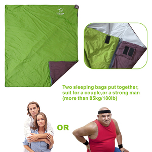 Image 5 - Hitorhike 75 x 190CM  Mini Outdoor Ultralight Envelope Sleeping Bag Ultra small Size For Camping Hiking Climbing suit 3 seasons