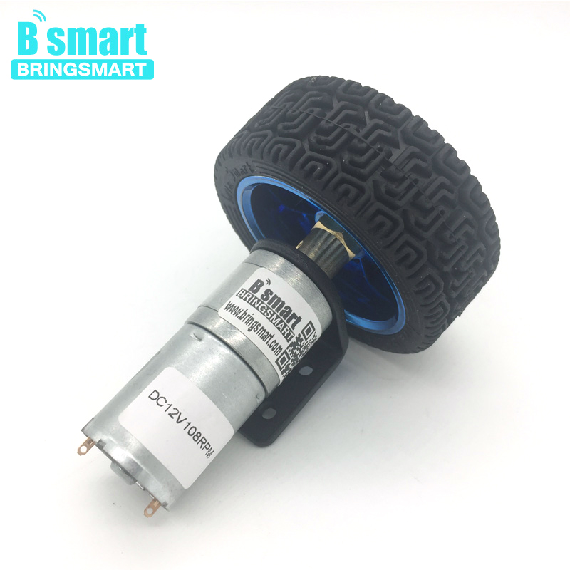 Bringsmart Jga25-370tc 6-12 V Dc Gear Motor Montagebeugel Koppeling En Schroef Combinatie Voor Speelgoed Auto Micro Motor Kits Zorgvuldig Geselecteerde Materialen