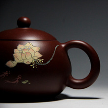 handmade authentic Zisha teapot