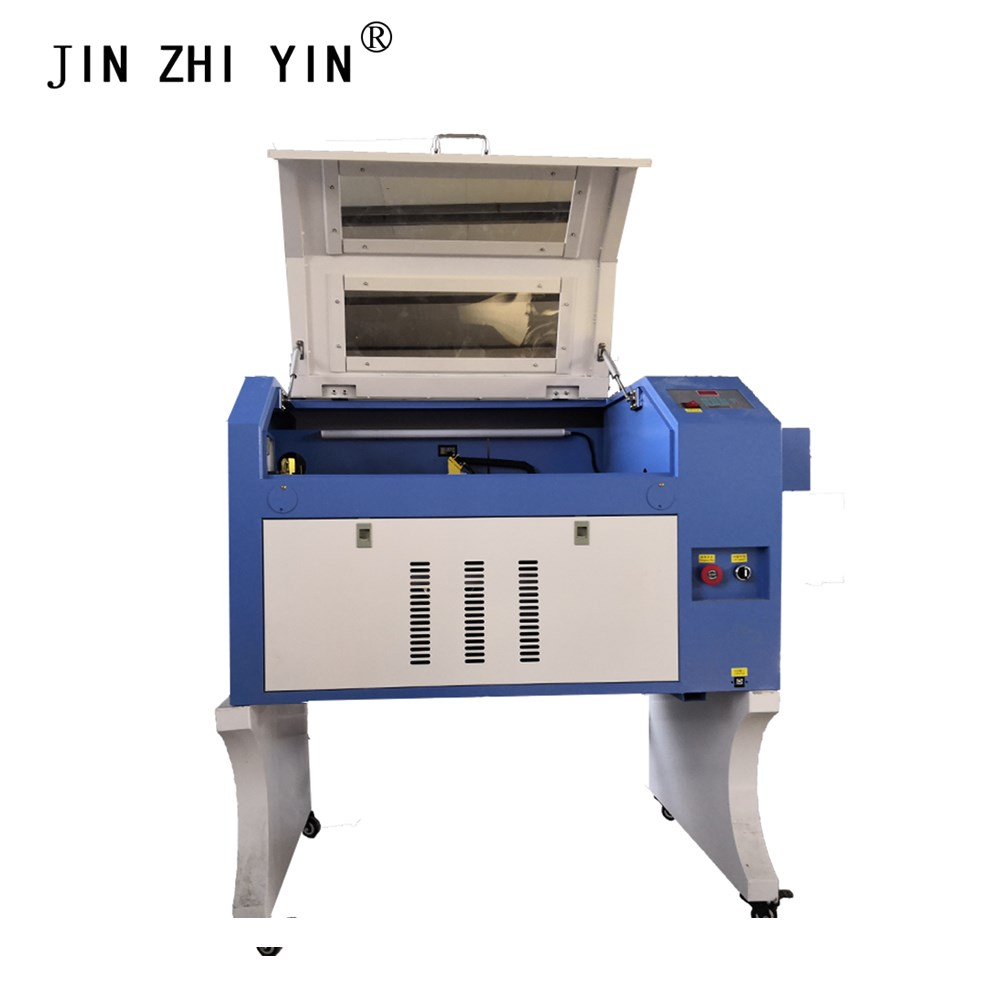 4060 CO2 Laser Engraving Machine 100w M2 Cnc Laser Wood Cutting Machine For Glass