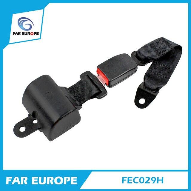 ccad78f71a0 € 9.28 |Cinturón de seguridad automático de dos puntos cinturón de  seguridad de liberación rápida ALR cinturón de seguridad 2 puntos ...